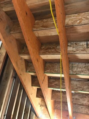What Are The Construction Material Requirements For Framing Stairs And  Landings In Wood Frame Structures? Is A Fire Resistance Rated Assembly  Required?