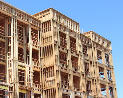 do wood frame buildings need to account for thermal movement - Wood Frame Building